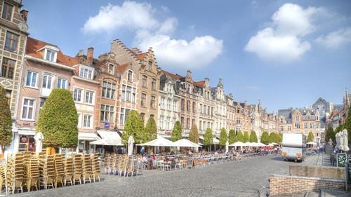 mazout Louvain