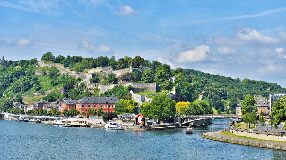 mazout Namur