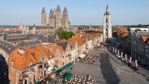 mazout Tournai