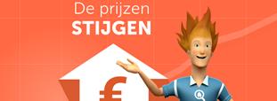 Mazoutprijs stijgt tot bijna € 0,50 per liter